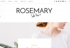 theme wordpress rosemary